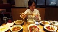 大胃王密子君(10月26日)直播视频 老板再来碗米饭