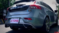 VOLVO V40 T4 STONE Exhaust Eddy Down pipe