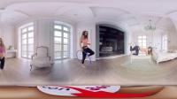 360 VR 全景 虚拟现实 御姐Olga的健身诱惑