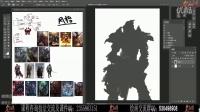 名动漫设计教程 设计绘画 设计教程 绘画教程 如何正确的使用参考图