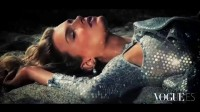 Behind the Scenes Lily Donaldson by Alexi Lubomirski for Vogue Spain May 2012