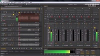 Adobe Audition CC Tutorial _ Using Write, Latch And Touch Volume Controls