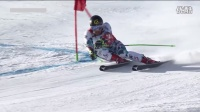 Marcel Hirscher  2016~17 FIS 男子GS 奥地利Soelden  第二名