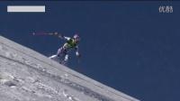 Michaela  2016~17 FIS 女子GS 奥地利Soelden  第二名