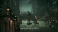 PS4[蝙蝠侠 阿甘骑士]淡定流程娱乐解说 第四期