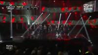 [高清现场]140904 M! Countdown 防弹少年团(BTS) -- Danger 现场版
