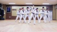 Ktigers韩国跆拳道虎队 防弹少年团( BTS) - 男子汉(Boy in luv )Taekwondo Ver.