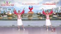 滨河紫玉广场舞 最新广场舞 新疆舞 玛纳斯之恋 紫玉编舞 正反面演示 乌兰图雅演唱