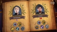 Amnesiac vs. Yulsic - Group C - Match 2 - World Championship 2016