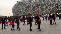 北京鸟巢跳第一套(西安水兵舞串烧)西安张玉龙水兵舞学习交流团队20161021