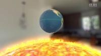(地球是如何转动的)How Earth Moves