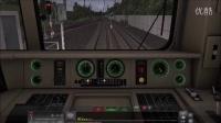 【模拟火车2017】【通勤列车】BR112.1仿真启动及仿真驾驶