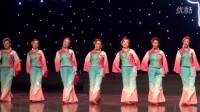 中老年胶州秧歌群舞《谁不说俺家乡好》