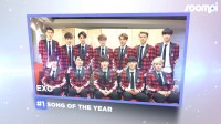 Soompi Awards 2013 EXO Song of The Year