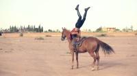 2013 ELLEMEN 11月刊 时装大片 马术人生摩洛哥
