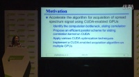 307.CUDA-Accelerated Acquisition of Spread Spectrum Sign