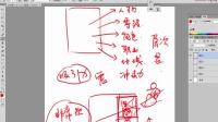 第一弹:韩风卡牌设计草图