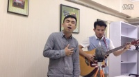 吉他弹唱《奇异恩典》基督教歌曲(居家瘦王传勇,方伯林)