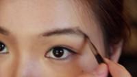 三款眉毛画法 上扬眉 一字眉 日常韩式眉 3 Brow Looks | MissLinZou
