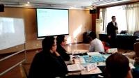方正寬帶網絡服務公司,講授《系統運營與優化沙盤模擬》課程