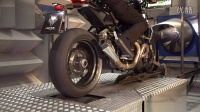 Ducati Monster 1200R Mod16 with REMUS Sport Exhaust