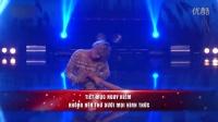 泰国达人跳僵尸舞吓坏评委和却逗乐全场观众