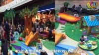 欧洲大型购物中心定制软胶儿童乐园