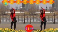 沈北新区喜洋洋广场舞《美丽的火石寨》 表演:喜洋洋