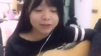 好歌!软妹纸吉他翻唱《驴得水我要你》,我至少听了10遍_百口集