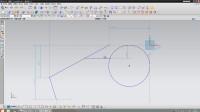 NX视频教程第十二讲:草图实例6