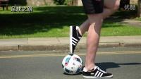 足球技巧丨伊布起球技巧教学