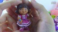 ★奇趣蛋玩具★:爱探险的朵拉惊喜蛋 1