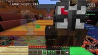 【小桃子】我的世界minecraft--hivemc服务器死亡跑酷ep。2