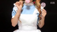 Alice in Candyland - ASMR Lollipop No Talking