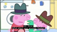 加舟英语 粉红猪小妹 英文字幕Peppa Pig (Series 2) - Mysteries (with subtitles)