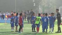 足球英雄——记哈密路小学小小足球队