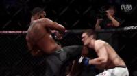 EA SPORTS UFC 2模拟伍德利VS汤普森 Woodley vs Thompson