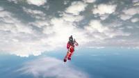 亡灵之日跳伞仪式