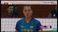 2016-2017赛季中国女排联赛小组赛第三轮北京vs浙江比赛录像