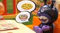 【日本代购】小猪佩奇 面包超人 上餐厅吃饭