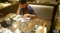 谁来挑战黄老邪-黄记煌三汁焖锅广西柳州步步高店韦新龙