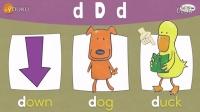 ELF LEARNING 字母D单词 自然拼读