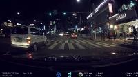 LUKAS、QVIA 夜间-行车记录仪记录影像(行驶) 20131022