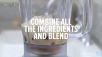 草莓蛋白奶昔Berries & Cream Protein Shake - Quick Recipes