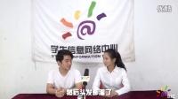 校运会直播间采访-林泽锋