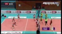 2016-2017赛季中国男排联赛小组赛第三轮北京vs山东比赛录像