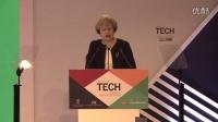 特雷莎·梅首相在2016印英技术峰会开幕式上的演讲