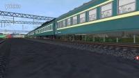 TRS12 老镇站 橘子绿皮 trainz12
