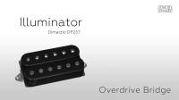 Crunch Lab vs Illuminator - DiMarzio Pickup Comparison