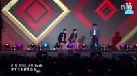 中字 EXO-CBX 最新舞蹈现场 Hey MAMA!(边伯贤 金珉锡 金钟大)SHOWCASE综艺放送舞台 161031